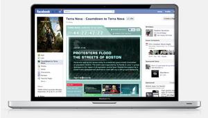 Terra Nova Countdown facebook