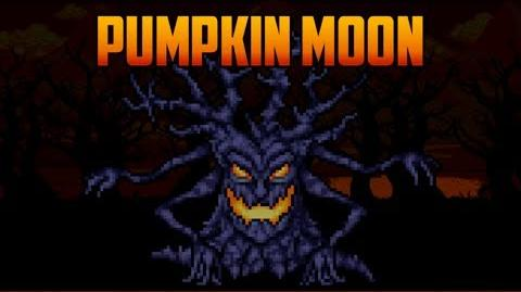 Terraria - Pumpkin Moon Event, how to summon and basics-0