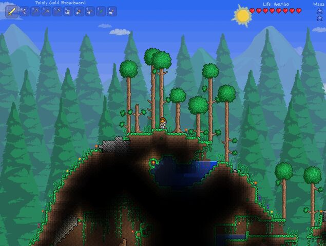 File:Terraria Forest Biome.jpg