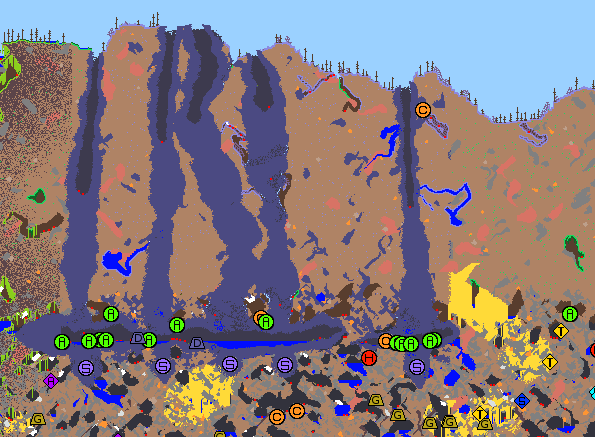 File:Terraria map gen glitch. Chasms not conected.png