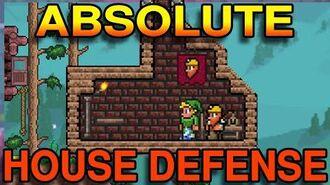Absolute House Defense Platform Glitch Terraria 1.2