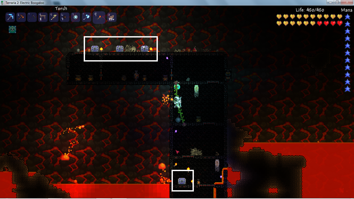 terraria how to find shadow scales