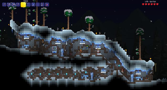 IceThemedHouse