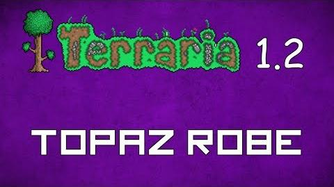 Topaz Robe - Terraria 1
