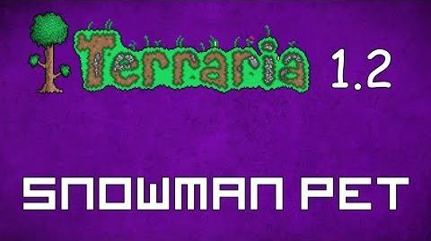 Snowman - Terraria 1