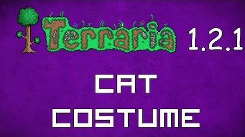 Cat Costume - Terraria 1.2