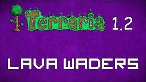 Lava Waders - Terraria 1