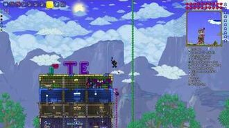 Terraria - Bouncy Balloon