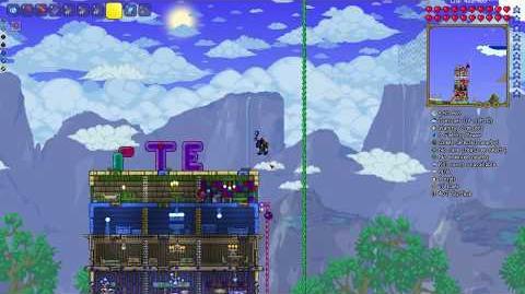 Terraria - Bouncy Balloon