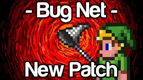 Bug Net Terraria 1.2