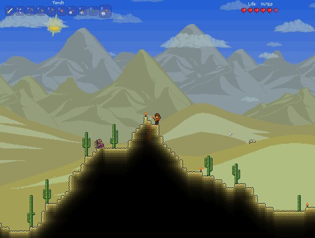 File:Terraria Desert Background Scenery Landscape.jpg