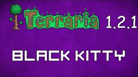 Black Kitty - Terraria 1.2.1 Guide New Pet!-1