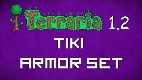 Tiki Armor Set - Terraria 1