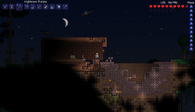 File:Meteorite on floating island.jpg
