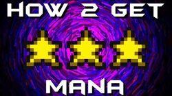 Terraria How to get Mana