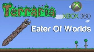 Terraria Xbox - Eater Of Worlds 26