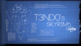 Skyrim Redone - Title