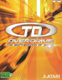 Test Drive Overdrive cover
