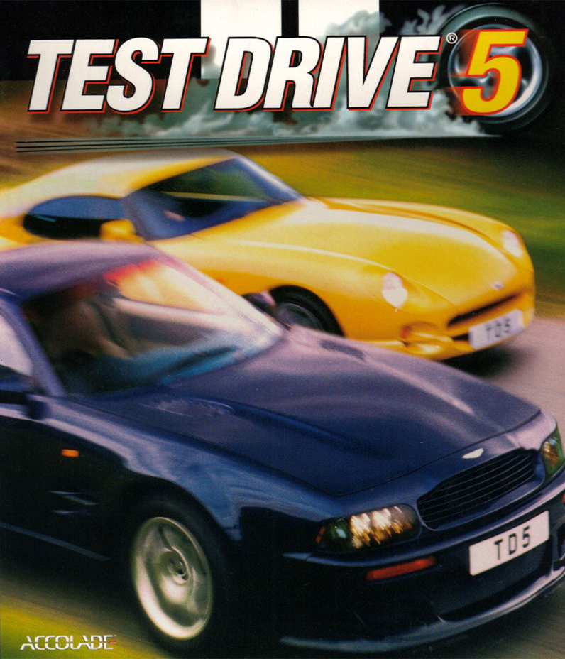 File:Test Drive 5 cover.jpg