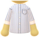 File:Striped shirt w round collar.png