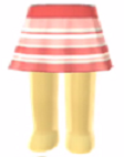File:Flared striped skirt.png