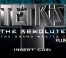 Tetris The Absolute The Grand Master 2 PLUS