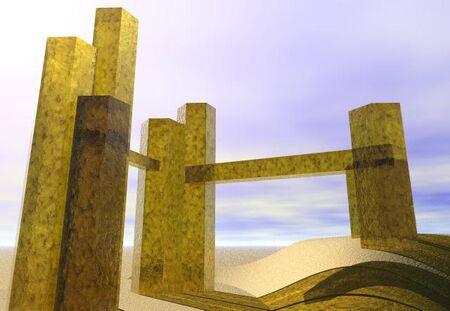 Sogundai Architecture by Cerderius