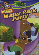 Timothy Goes To School Water Party