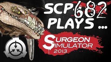 682 Plays Surgeon Simulator 2013 (NSFW)