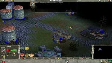 Empire Earth part 41, English campaign mission 2 (video 1 of 3)