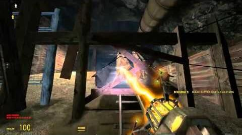 Let's Play Half Life 2 Episode Two Co-Op HD Part 1 Journey Ahead