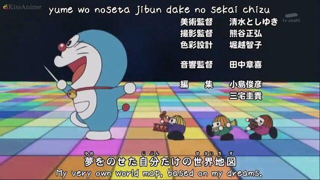 ไฟล์:Tmp Yume wo Kanaete Doraemon opening 3 Doraemon 2005 Anime TV ASAHI, ADK 5-2119063193.JPG