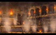 Tokoyami Castle Undeer Construction Remake