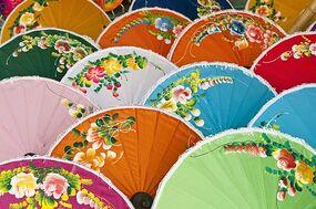 Hand-painted-umbrellas--thailand-greg-vaughn