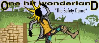 Safety Dance by krin