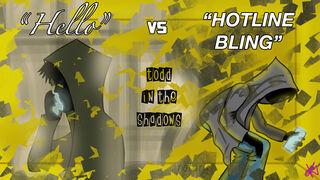 Hello vs Hotline Bling by krin