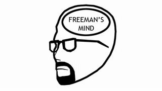 Freeman's mind