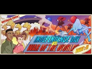 Independence Day vs. War of the Worlds Pt. 2