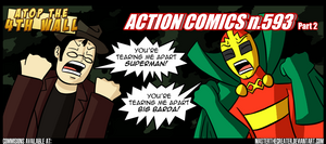 AT4W Action Comics 592 part 2 by Masterthecreater