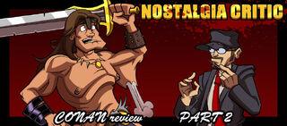 NC Conan part 2 by MaroBot