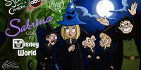 Sabrina the Teenage Witch Goes to Disney World!