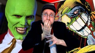 Nostalgia critic was the mask supposed to be gory