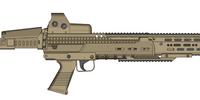 QTS-15 Combat Shotgun