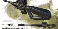 Triglav 92 Stalker Sniper Rifle