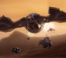 Kom'rk-Class Combat-Capable Transport