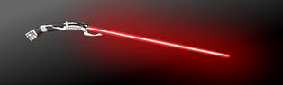 Laser cutlass