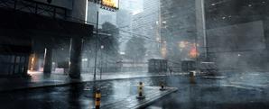 Omega rain