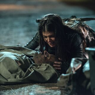 octavia et lincoln wiki the 100 fandom powered by wikia. Black Bedroom Furniture Sets. Home Design Ideas