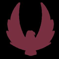 KratosHBE eagle maroon