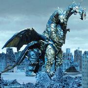 Godzilla.jp - Keizer Ghidorah